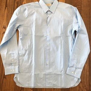 Burberry dress shirt **Make an Offer**